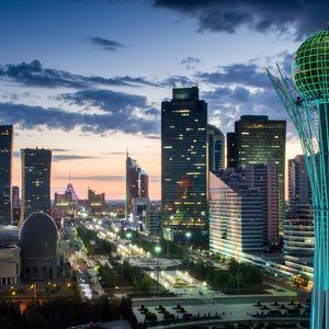 DJ DULCET - Astana Day 2017 (Special Mix)