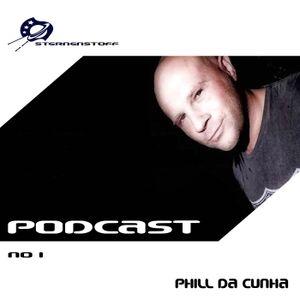 Sternenstoff - Podcast No 1 _ Phill Da Cunha