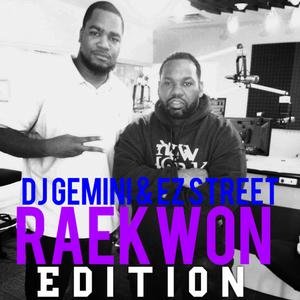 Dj Gemini & EZ Street #LunchBreakMix 3-31-15 (Special Guest Raekwon)