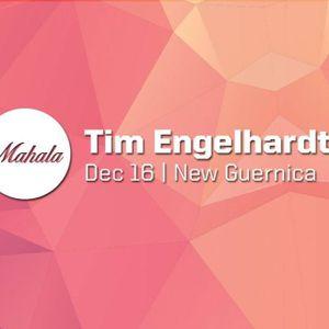 Rob Zile - Live @ Mahala Presents Tim Engelhardt - New Guernica, Melbourne - 16-12-2016