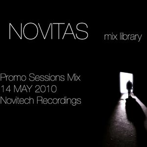 Novitas mix library - May - promo live mix session