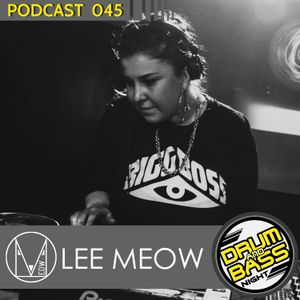 Drum and Bass Night PODCAST #045 - Lee Meow