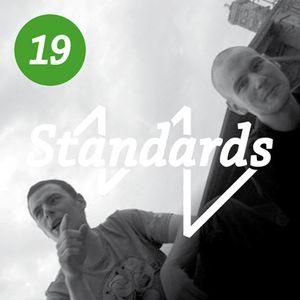 Standards Radio 19 (live @ Corsica Studios) - 16 Hertz & Johnny Oakley