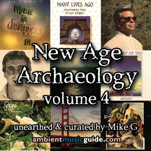 New Age Archaeology volume 4 unearthed & curated by Mike G