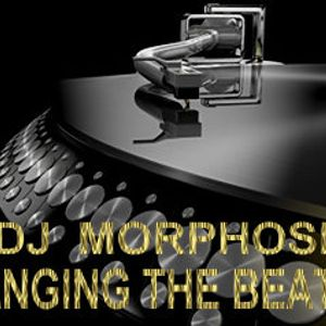 DJ MORPHOSIS BANGING THE BEATS