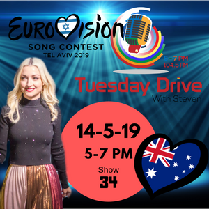 Tuesday Drive | 14-5-19 | Eurovision Special