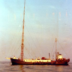 Radio Caroline (27/03/1978): Fragmenten en jingles van deze Eerste Paasdag 1978