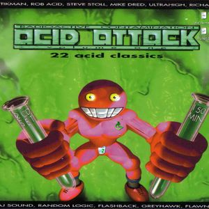 Acid Attack Vol.1.2