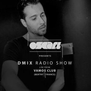 WEEK28_Oscar L Presents - DMix Radioshow July 2016 - Live at Vamos Club, Bertry, France