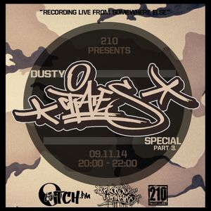 210 Dusty Crates Special 3. // Trackside Burners x ITCH FM //