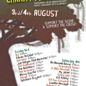 Salford Music Scene - 31st July 2012