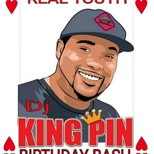 DJ KING PIN BIRTHDAY BASH MAY 5 2017 PROMO MIX