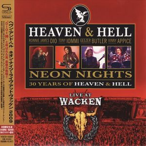 Heaven & Hell - Neon Nights- Live at Wacken (2010-Preview)