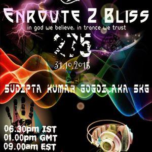 Enroute 2 Bliss Ep-275 - 31.10.2015