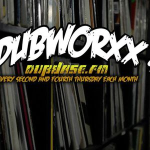 theDUBWORXXshow (tronik & genetic.krew) - MAY 28th 2015 *VINYL ONLY*