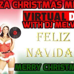 IBIZA CHRISTMAS MIX BY DJ MELVIN