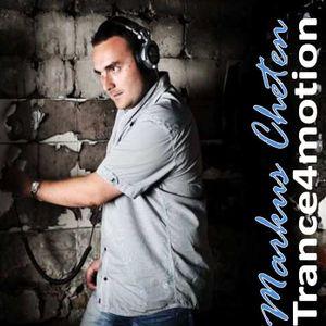 Trance4motion #13 mixed by Markus Cheten 18-06-2012