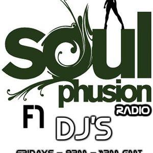 Soulphusion Radio Show (13/07/12)