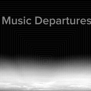 Music Departures Radio Show 14.10.2015 Gingeradio.gr
