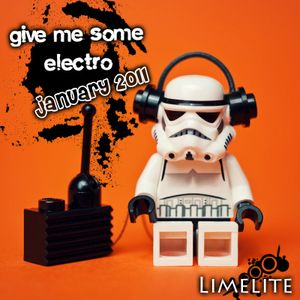 Limelite GIVE ME SOME ELECTRO January 2011