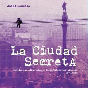 Entrevista en Radio Popular de Bilbao sobre 'La ciudad secreta'