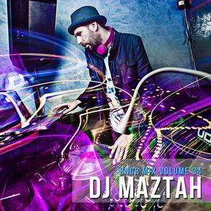 DJ Maztah @ Banger Mix Volume 34