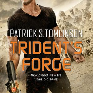 303. Patrick Tomlinson (a.k.a. The Stand Up) — Trident's Forge (An Interview)