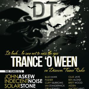 Matt Pincer - Trance O Ween on Discover Trance Radio 30-10-2012