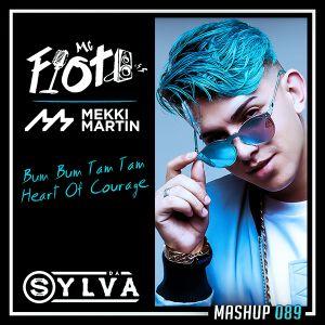 Mc Fioti vs Mekki Martin - Bum Bum Tam Tam Heart Of Courage (Da Sylva mashup)