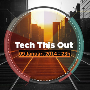 Tech This Out Vol4 @ Svemirska Kafana Jan 09 / 2014