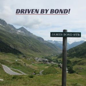 DRIVEN BY BOND!