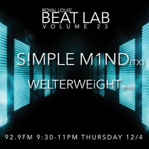 S1MPLE M1ND - Beat Lab Radio Vol 23 - Exclusive Mix