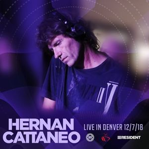 Hernan Cattaneo @Live In Denver(December 2018)