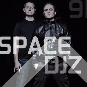 Space DJz - Freitag Podcast #091 - 18-01-2013