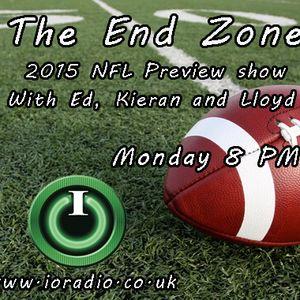 Endzone with Kieren and co on IO Radio 191216