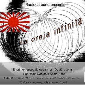 La oreja infinita - (prg 8-Agosto 2015) por Radio Nacional Santa Rosa