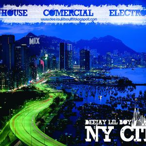 NY City - Deejay Lil`Boy Live Mix 2010.11.23 (House,Comerci,Electro)