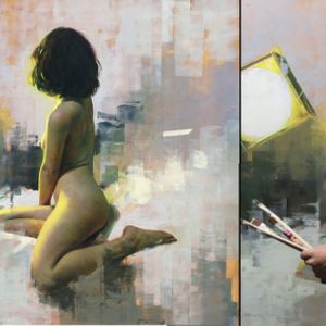 Ep 37 - Alpay Efe - Painting the process