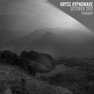 kryss hypnowave - october 2017 podcast