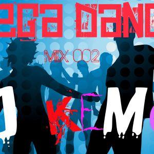 MEGA DANCE MIX 002