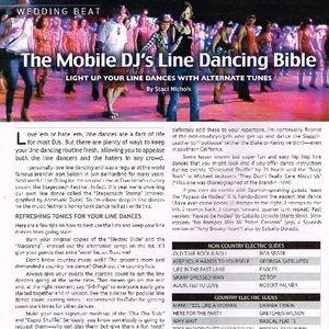 Beatmatched Line Dancing/Open Format Honky Tonk Mix