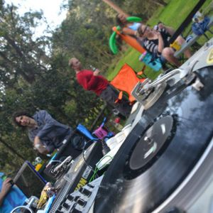 August 2012 Mill Creek outdoor party NSW