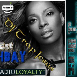 @DJTrapJesus - @maryjblige Birthday Mega Mix on @WPIR984Fm