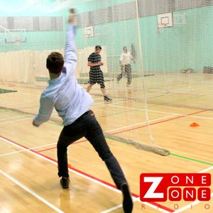 #SportsZone with Peter Zampa and Ethan Leavitt - Cricket