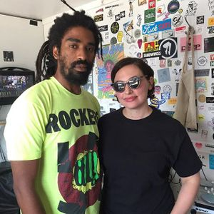 Positive Reality with Queen Majesty & Rockers NYC @ The Lot Radio 08:12:2018