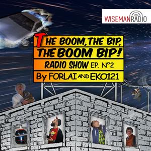 """FoRLai & Eko121: """"The Boom, the Bip, THE BOOM BIP"""""""