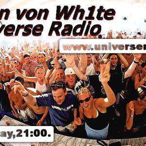 John von Wh1te - Universe Radio 16.