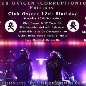 Club Oxygen 12th Birthday mix