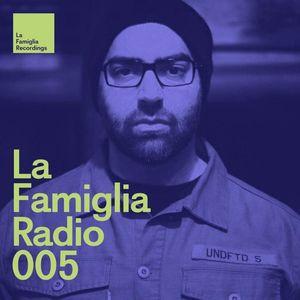LFR RADIO - Jonny Marciano(Studio Mix) - 005
