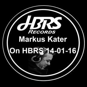 Markus Kater On HBRS 21-01-16